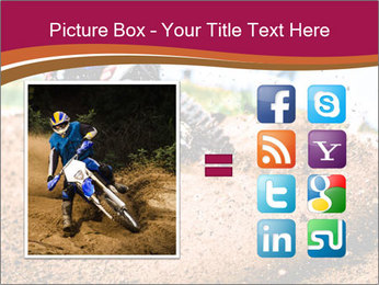 Motocross PowerPoint Template - Slide 21
