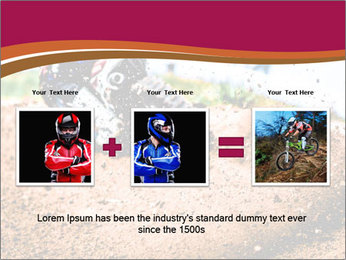 Motocross PowerPoint Template - Slide 22
