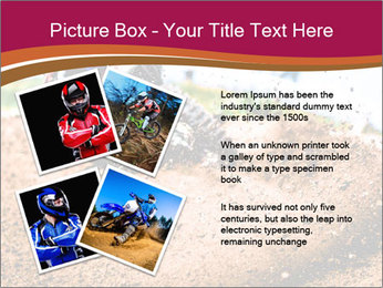 Motocross PowerPoint Template - Slide 23