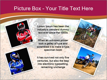 Motocross PowerPoint Template - Slide 24