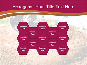 Motocross PowerPoint Template - Slide 44
