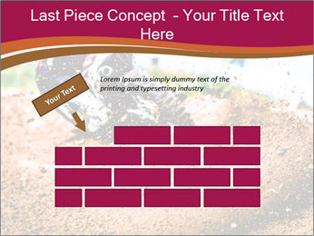 Motocross PowerPoint Template - Slide 46