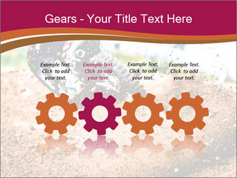 Motocross PowerPoint Template - Slide 48