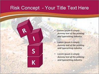 Motocross PowerPoint Template - Slide 81