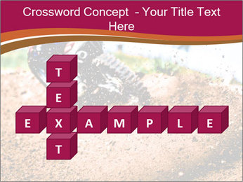 Motocross PowerPoint Template - Slide 82