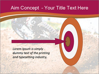 Motocross PowerPoint Template - Slide 83