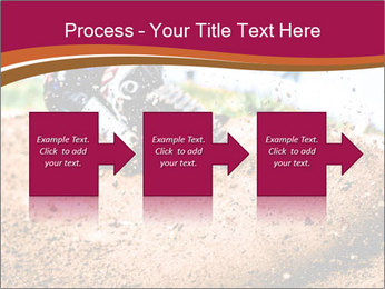 Motocross PowerPoint Template - Slide 88