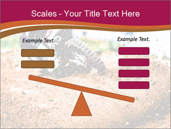 Motocross PowerPoint Template - Slide 89