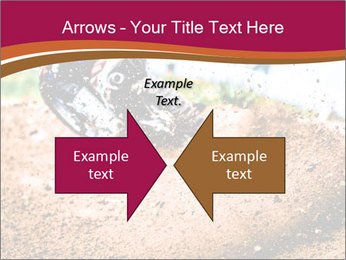 Motocross PowerPoint Template - Slide 90