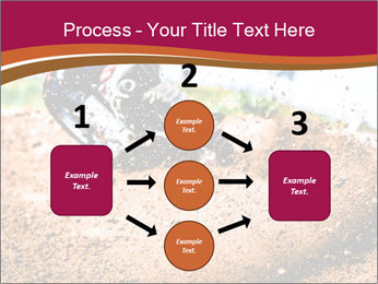 Motocross PowerPoint Template - Slide 92