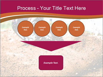 Motocross PowerPoint Template - Slide 93
