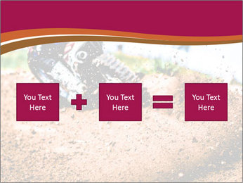 Motocross PowerPoint Template - Slide 95