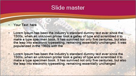 Motocross PowerPoint Template - Slide 2