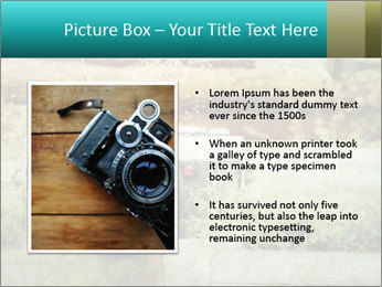 Retro Camera PowerPoint Template - Slide 13