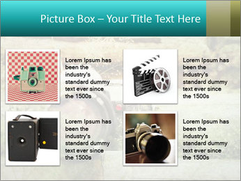 Retro Camera PowerPoint Template - Slide 14