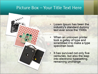 Retro Camera PowerPoint Template - Slide 17