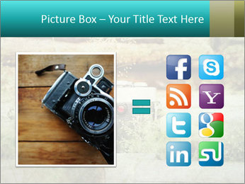 Retro Camera PowerPoint Template - Slide 21