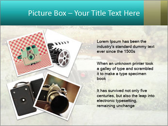 Retro Camera PowerPoint Template - Slide 23