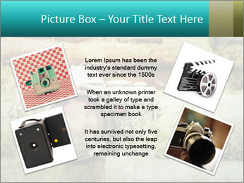 Retro Camera PowerPoint Template - Slide 24