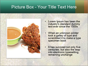Thai Fruits PowerPoint Template - Slide 13
