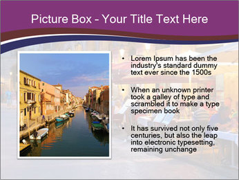 Street Cafe PowerPoint Template - Slide 13