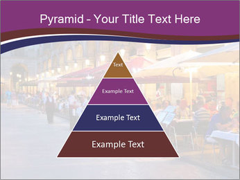 Street Cafe PowerPoint Template - Slide 30