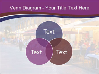 Street Cafe PowerPoint Template - Slide 33