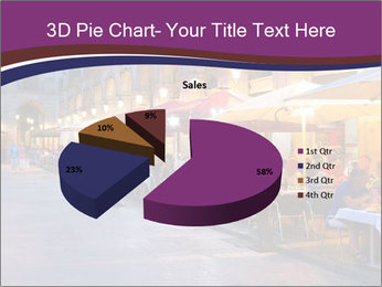 Street Cafe PowerPoint Template - Slide 35
