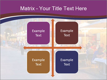 Street Cafe PowerPoint Template - Slide 37