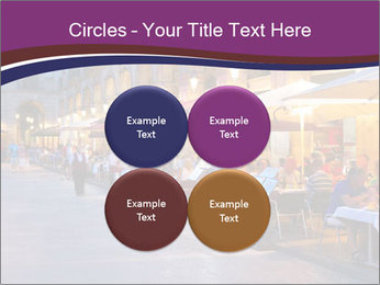 Street Cafe PowerPoint Template - Slide 38
