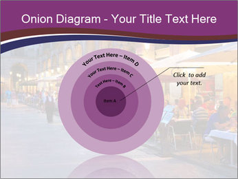 Street Cafe PowerPoint Template - Slide 61