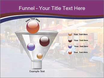 Street Cafe PowerPoint Template - Slide 63