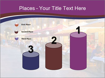 Street Cafe PowerPoint Template - Slide 65