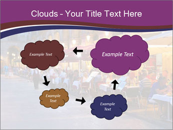 Street Cafe PowerPoint Template - Slide 72