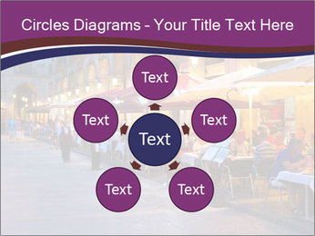 Street Cafe PowerPoint Template - Slide 78