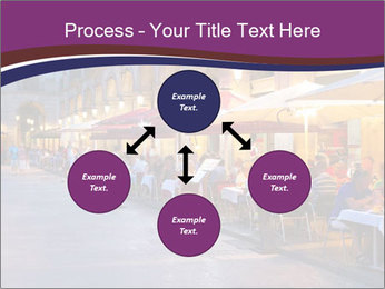 Street Cafe PowerPoint Template - Slide 91