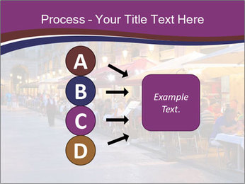Street Cafe PowerPoint Template - Slide 94