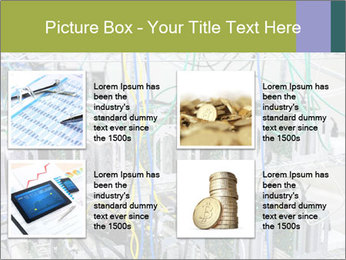 Technology System PowerPoint Template - Slide 14