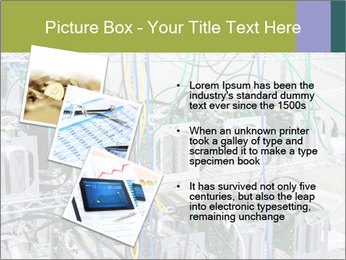 Technology System PowerPoint Template - Slide 17