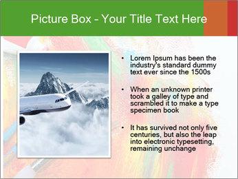 Abstract Art School PowerPoint Template - Slide 13