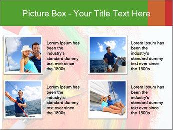 Abstract Art School PowerPoint Template - Slide 14