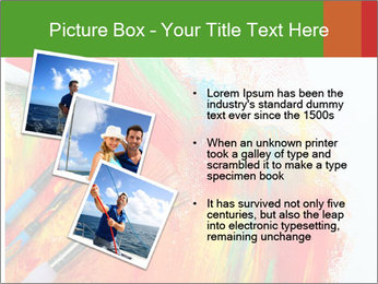 Abstract Art School PowerPoint Template - Slide 17