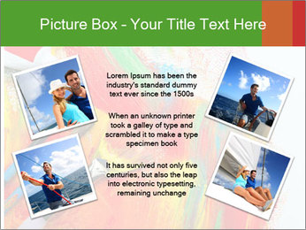 Abstract Art School PowerPoint Template - Slide 24