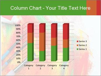 Abstract Art School PowerPoint Template - Slide 50