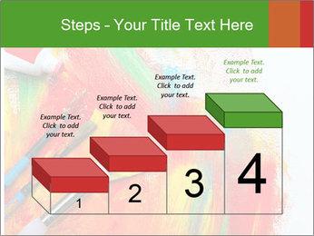 Abstract Art School PowerPoint Template - Slide 64