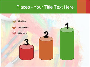 Abstract Art School PowerPoint Template - Slide 65