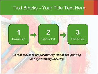 Abstract Art School PowerPoint Template - Slide 71