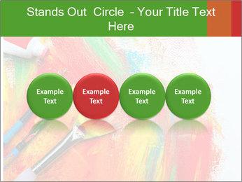 Abstract Art School PowerPoint Template - Slide 76