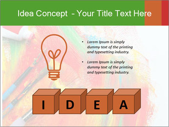Abstract Art School PowerPoint Template - Slide 80