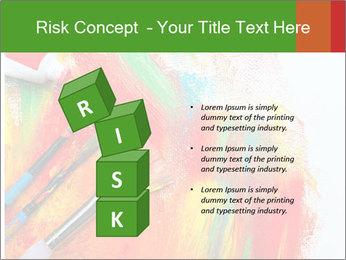 Abstract Art School PowerPoint Template - Slide 81